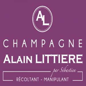 Champagne Alain Littière par Sébastien