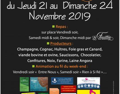 Portes ouvertes du Beaujolais nouveau 2019